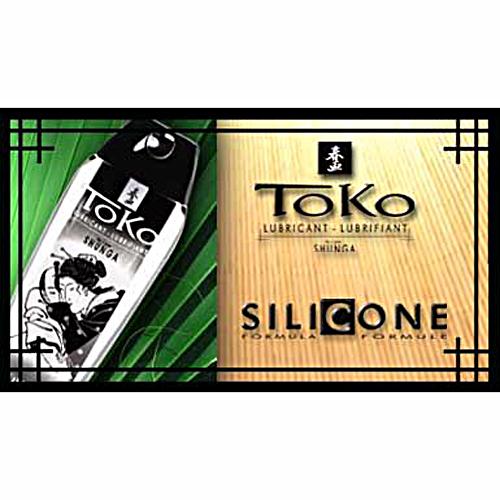 加拿大Shunga*TOKO SILICONE硅系列潤滑液_165ml