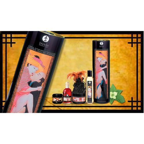 加拿大Shunga*Carnal Pleasures -套裝禮盒