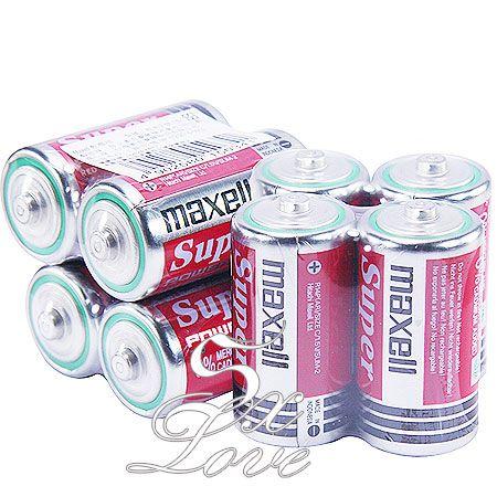 環保碳鋅電池-2號 (4顆入)