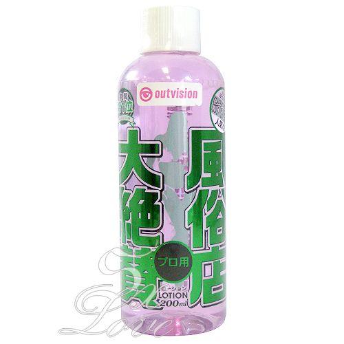 日本EXE*日本風俗店超人氣潤滑液 (札幌-薄野篇 200ml)