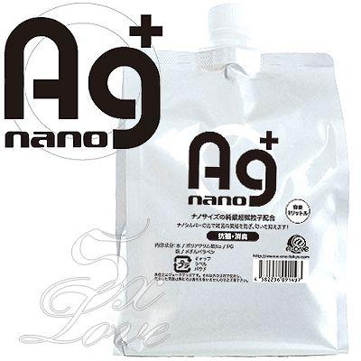 日本A-ONE*Ag 銀離子抗菌消臭潤滑液(1L環保包)