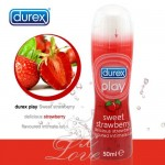 英國DUREX*香甜草莓潤滑液
