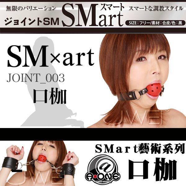 日本A-ONE*SM藝術系列『SMart』口枷