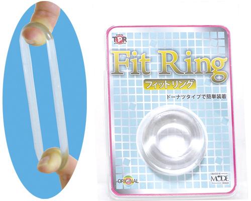 日本MODE*FitRing猛男環-透明