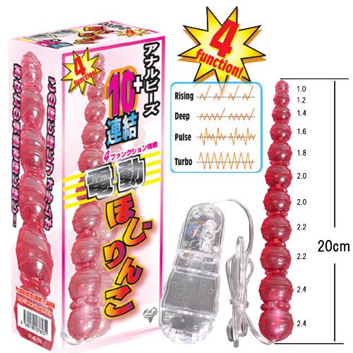 日本WINS*10連結G點前列腺震動刺激後庭