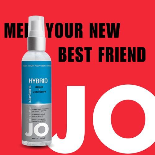 美國JO*Hybrid silicone