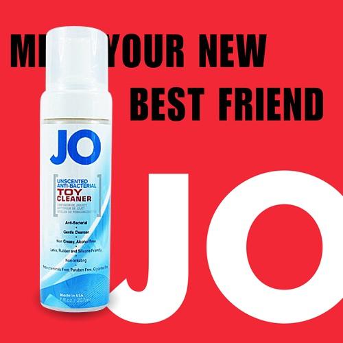 美國JO*玩具清潔劑(207ml)