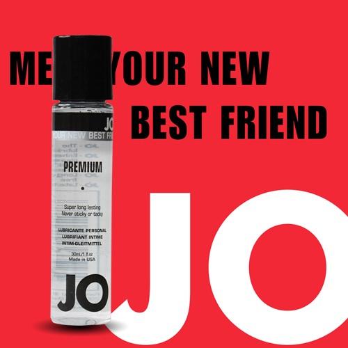 美國JO*Premium水溶性潤滑液_30ml
