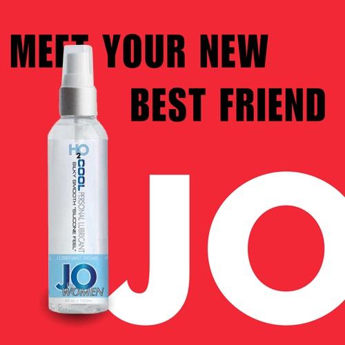 美國JO*H2O Women Cool 潤滑液(60ml)