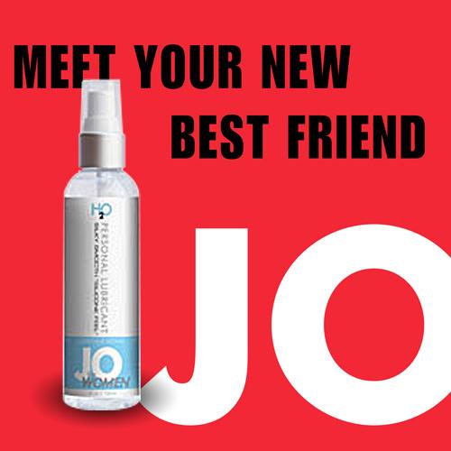美國JO*H2O水溶性女用潤滑液(120ml)