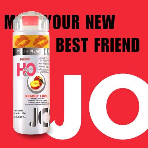 美國JO*NEW H2O潤滑液(150ml)石榴口味 (可當口交液)
