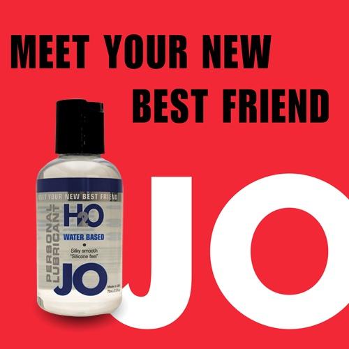 美國JO*H2O Water Based水溶性潤滑液_75ml