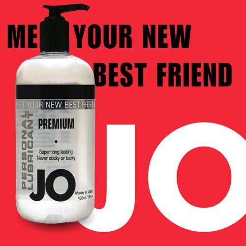美國JO*高-防水潤滑液(480ml)無色無味型