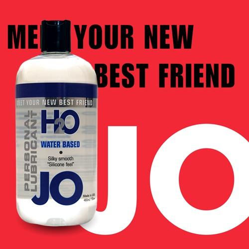 美國JO*H2O Water Based水溶性潤滑液_480ml