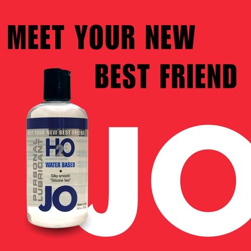 美國JO*H2O Water Based水溶性潤滑液_240ml