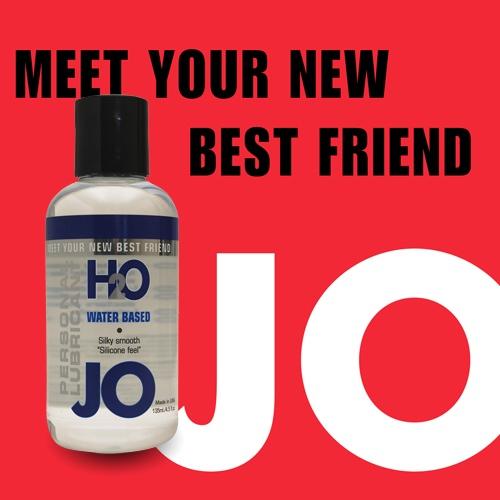 美國JO*H2O Water Based水溶性潤滑液_135ml