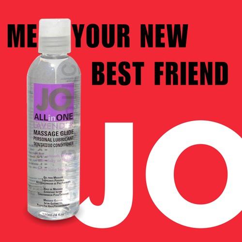 美國JO*ALLinONE Lavender油性潤滑液(30ml)薰衣草味