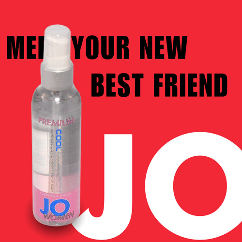 美國JO*Premium COOL水溶性潤滑液(60ml)
