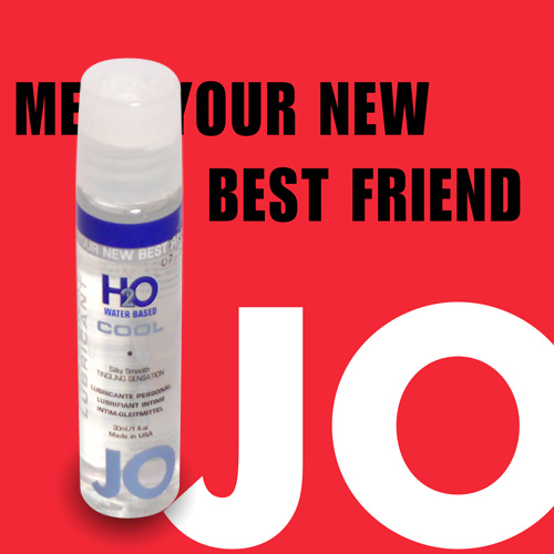 美國JO*H2O Water Based COOL水溶性潤滑液(30ml)冰爽