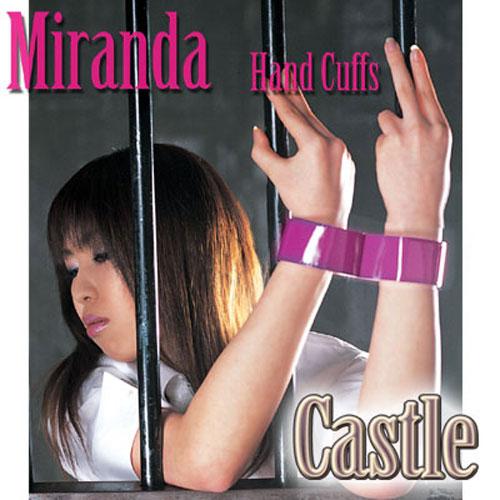 日本WINS*Castle系列 《手枷》桃