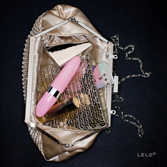 瑞典LELO*Mia 口紅造型按摩棒(粉紅色)