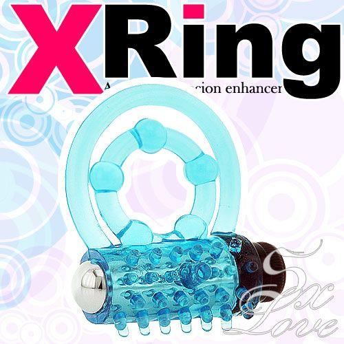 X-Ring 銷魂震動雙套