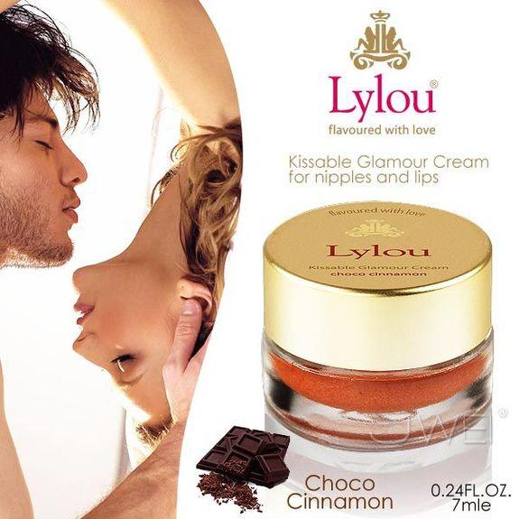 德國Lylou*Kissable Glamour Cream 頂級滋潤調情乳霜-巧克力(7ml)