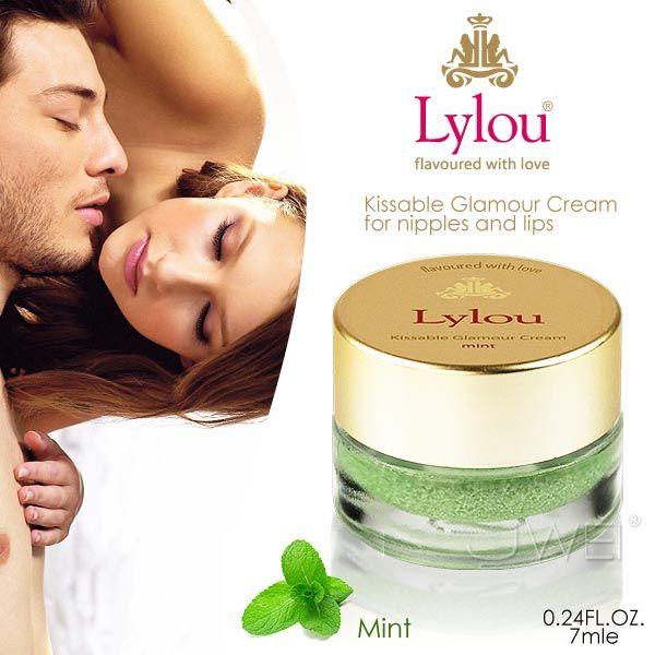 德國Lylou*Kissable Glamour Cream 頂級滋潤調情乳霜-薄荷(7ml)