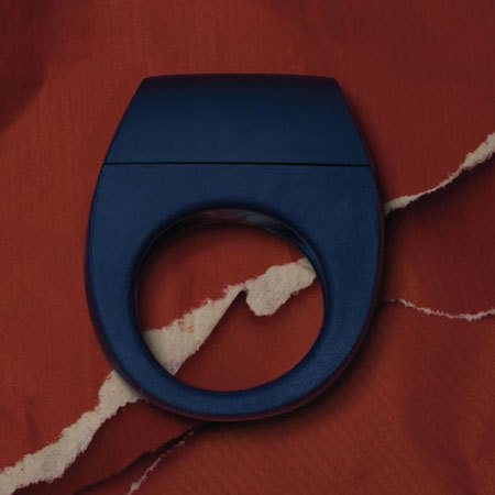 瑞典LELO*BO(充電式)男性強力振動環-深藍