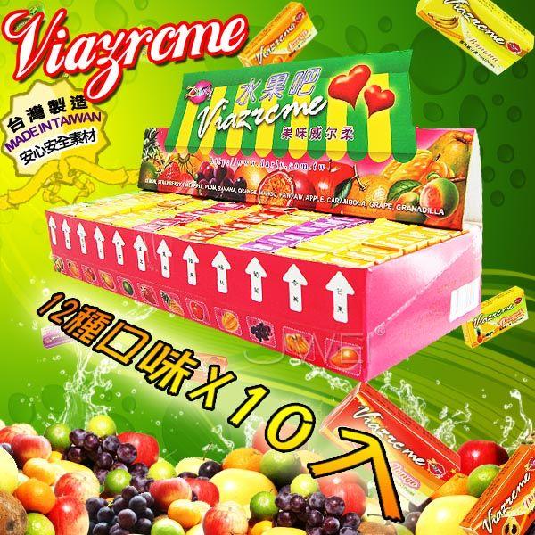 水果吧-綜合果味威-柔(盒裝1ml×120入)