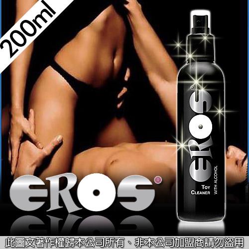 德國Eros-Toy Cleaner頂級性愛玩具專用清潔劑200ml