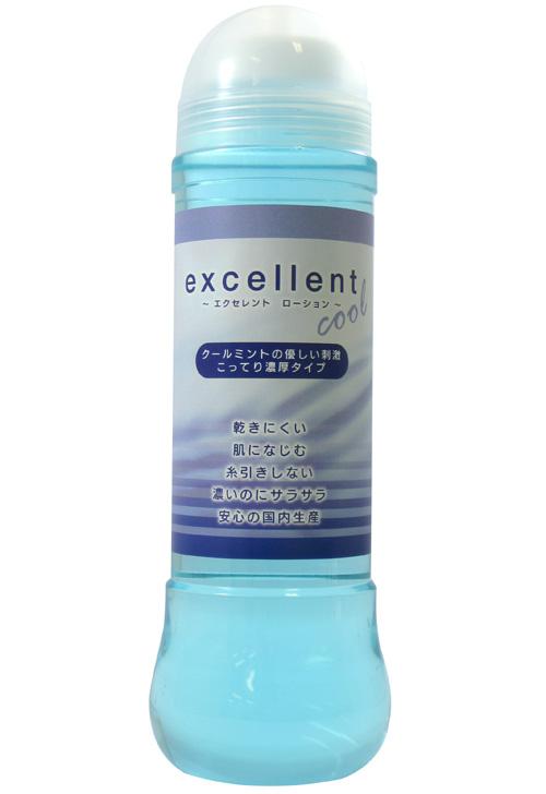 日本EXE*—— 卓越潤滑 – 清涼薄荷 濃稠型 600ml