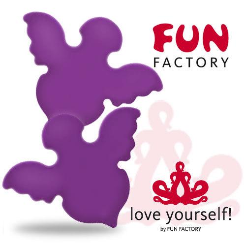德國Fun Factory*Lolos 造型胸貼 – Fleur鳶尾