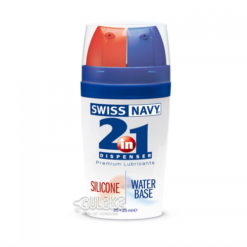 Swiss Navy 2in1 二合一潤滑液25ml 25ml
