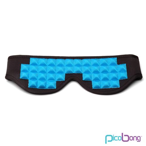 瑞典PicoBong*See No Evil Blindfold魔眼無蹤眼罩-海洋藍