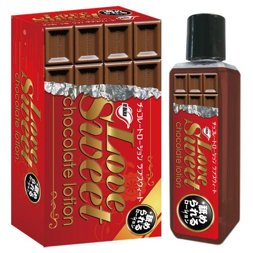日本WINS*甜蜜歡樂愛上巧克力潤滑液(可當口交液) 100ml
