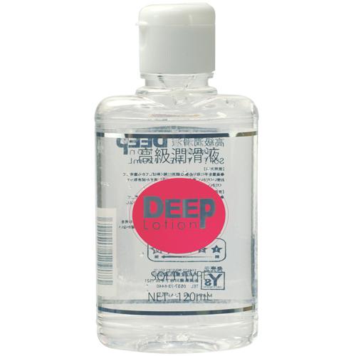 日本NPG*DEEP-Lotion高級潤滑液柔軟型_120ml