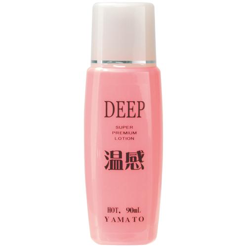 日本NPG*DEEP 溫感HOT潤滑液_90ml
