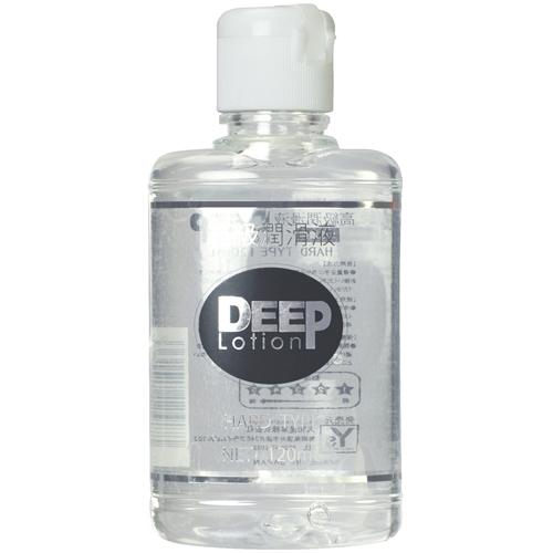 日本NPG*DEEP-Lotion高級潤滑液(5倍濃縮)_120ml