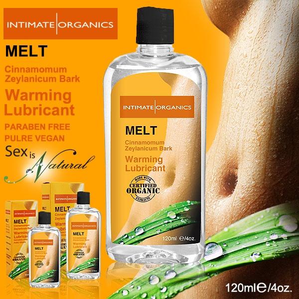 加拿大Intimate*MELT熱感水性潤滑液(120ml)
