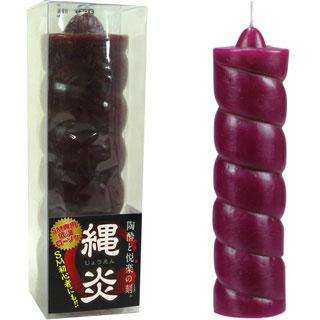 日本NPG*-炎(大)低溫蠟燭