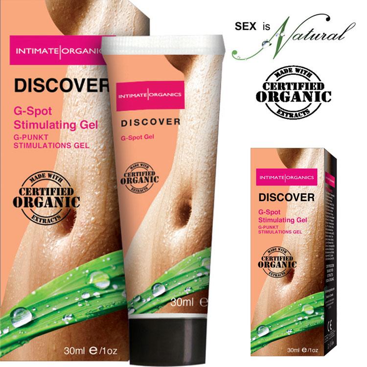 加拿大Intimate*親密-探索G點凝膠 Discover G-spot gel