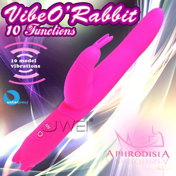 APHRODISIA.Vibe Orabbit 10段變頻防水G點潮吹棒