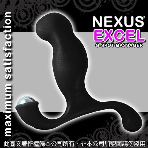 英國Nexus*Excel 前列腺G點按摩器-白