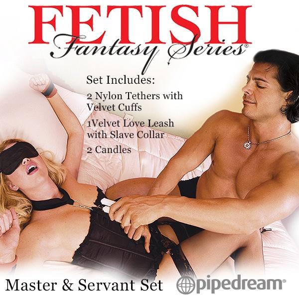 美國PIPEDREAM*Fetish Fantasy系列-主人