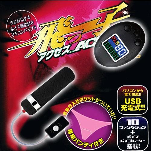 日本WINS*飛-子—- 聲控無線10段遙控蛋 ver.1