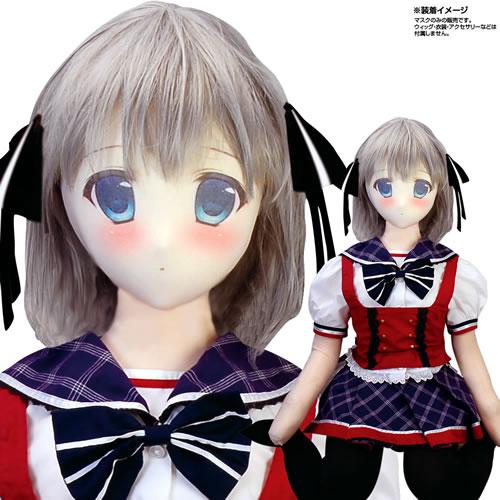 日本NPG*–★— ——!蓬左秋奈【充氣娃娃專用面罩】