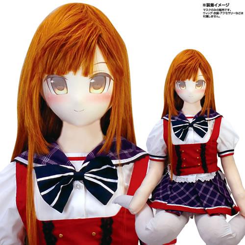 日本NPG*–★— ——!右高香春【充氣娃娃專用面罩】