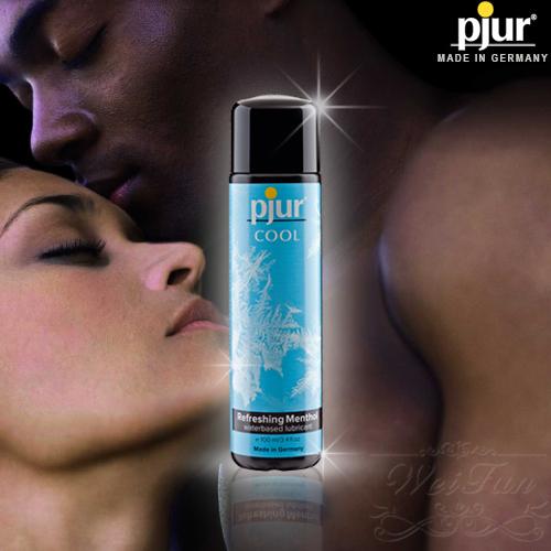 德國pjur*COOL酷涼-激情潤滑油 100ml