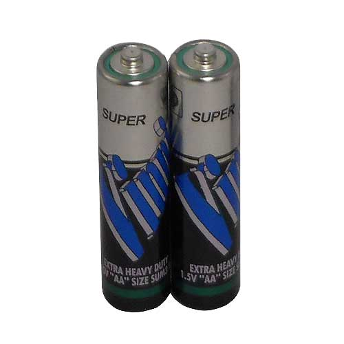 【Vinnic】3號環保碳鋅電池 (2顆入) 更持久耐